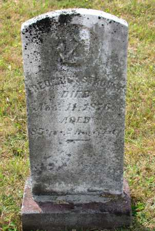 STROUSE, FREDERICK - Juniata County, Pennsylvania | FREDERICK STROUSE - Pennsylvania Gravestone Photos