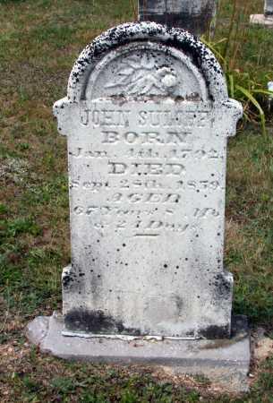 SULOFF, JOHN - Juniata County, Pennsylvania | JOHN SULOFF - Pennsylvania Gravestone Photos
