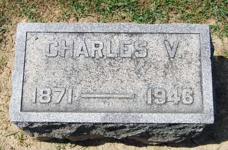 SWARTZ, CHARLES V. - Juniata County, Pennsylvania | CHARLES V. SWARTZ - Pennsylvania Gravestone Photos