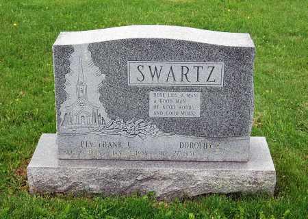 SWARTZ, FRANK - Juniata County, Pennsylvania | FRANK SWARTZ - Pennsylvania Gravestone Photos