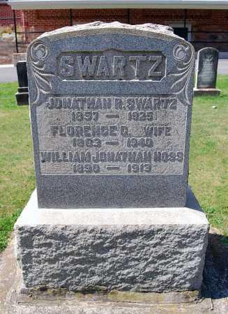 BAIR SWARTZ, FLORENCE C. - Juniata County, Pennsylvania | FLORENCE C. BAIR SWARTZ - Pennsylvania Gravestone Photos