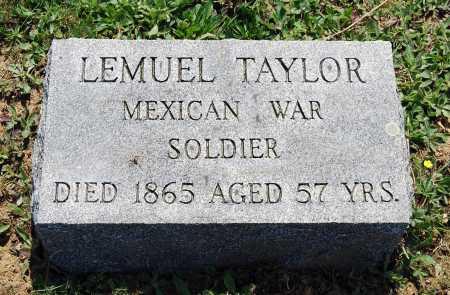 TAYLOR, LEMUEL - Juniata County, Pennsylvania | LEMUEL TAYLOR - Pennsylvania Gravestone Photos