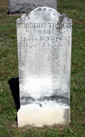THOMAS, MORDECAI - Juniata County, Pennsylvania   MORDECAI THOMAS - Pennsylvania Gravestone Photos
