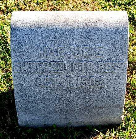 (UNKNOWN), MARJORIE - Juniata County, Pennsylvania | MARJORIE (UNKNOWN) - Pennsylvania Gravestone Photos