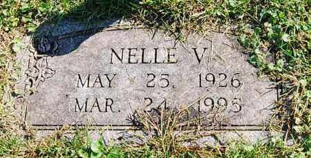 (UNKNOWN), NELLE V - Juniata County, Pennsylvania | NELLE V (UNKNOWN) - Pennsylvania Gravestone Photos