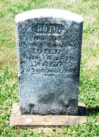 (UNKNOWN), ROTH - Juniata County, Pennsylvania | ROTH (UNKNOWN) - Pennsylvania Gravestone Photos