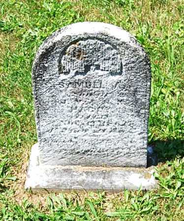(UNKNOWN), SAMUEL - Juniata County, Pennsylvania   SAMUEL (UNKNOWN) - Pennsylvania Gravestone Photos
