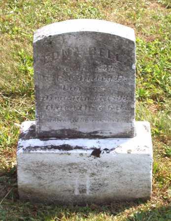 VARNES, EDNA BELL - Juniata County, Pennsylvania   EDNA BELL VARNES - Pennsylvania Gravestone Photos