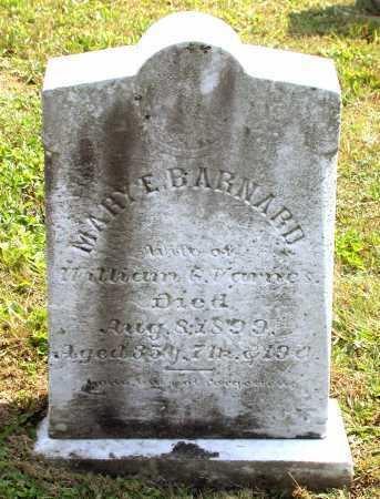 VARNES, MARY EMMA - Juniata County, Pennsylvania   MARY EMMA VARNES - Pennsylvania Gravestone Photos