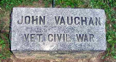 VAUGHAN, JOHN - Juniata County, Pennsylvania | JOHN VAUGHAN - Pennsylvania Gravestone Photos