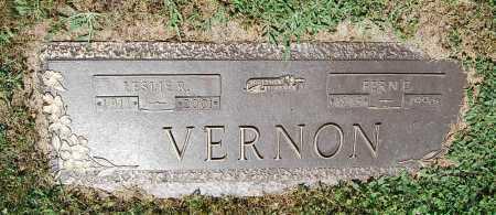 VERNON, FERN E. - Juniata County, Pennsylvania | FERN E. VERNON - Pennsylvania Gravestone Photos