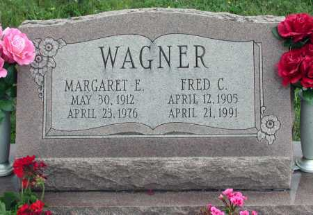 WAGNER, FRED C. - Juniata County, Pennsylvania   FRED C. WAGNER - Pennsylvania Gravestone Photos
