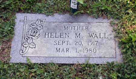 WALL, HELEN M. - Juniata County, Pennsylvania   HELEN M. WALL - Pennsylvania Gravestone Photos