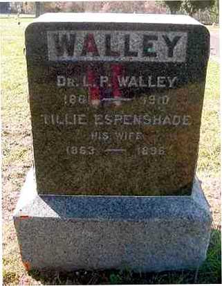 WALLEY, TILLIE - Juniata County, Pennsylvania | TILLIE WALLEY - Pennsylvania Gravestone Photos