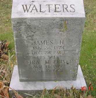 WALTERS, CORA M. - Juniata County, Pennsylvania   CORA M. WALTERS - Pennsylvania Gravestone Photos