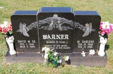 FIKE WARNER, M. DARLENE - Juniata County, Pennsylvania | M. DARLENE FIKE WARNER - Pennsylvania Gravestone Photos