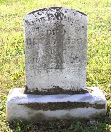 WEIMER, ANNIE E. - Juniata County, Pennsylvania   ANNIE E. WEIMER - Pennsylvania Gravestone Photos