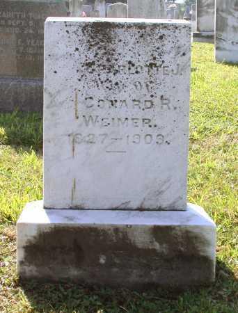 WEIMER, CHARLOTTE J. - Juniata County, Pennsylvania | CHARLOTTE J. WEIMER - Pennsylvania Gravestone Photos