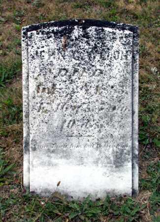 WELCH, JOHN G. - Juniata County, Pennsylvania | JOHN G. WELCH - Pennsylvania Gravestone Photos