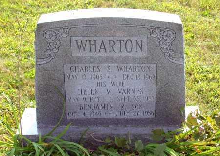 WHARTON, BENJAMIN R. - Juniata County, Pennsylvania   BENJAMIN R. WHARTON - Pennsylvania Gravestone Photos
