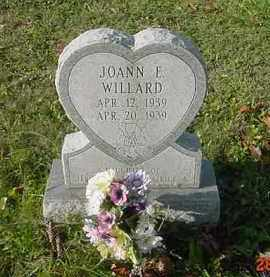 WILLARD, JOANN E. - Juniata County, Pennsylvania | JOANN E. WILLARD - Pennsylvania Gravestone Photos
