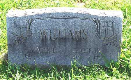 WILLIAMS, KATHLEEN B. - Juniata County, Pennsylvania | KATHLEEN B. WILLIAMS - Pennsylvania Gravestone Photos