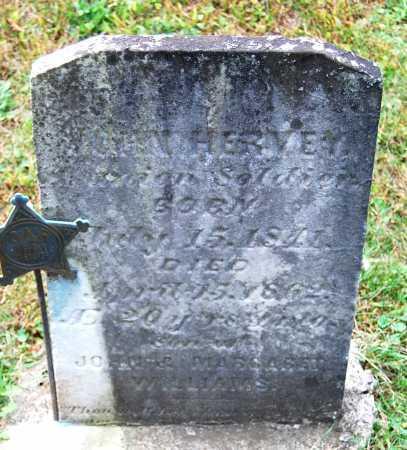 WILLIAMS, JOHN HERVEY - Juniata County, Pennsylvania   JOHN HERVEY WILLIAMS - Pennsylvania Gravestone Photos