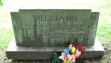 WILLIAMS, THOMAS JAMES - Juniata County, Pennsylvania | THOMAS JAMES WILLIAMS - Pennsylvania Gravestone Photos