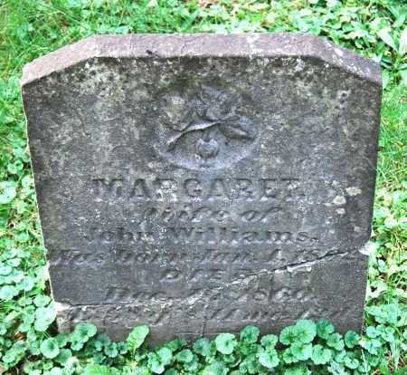 WILLIAMS, MARGARET J. - Juniata County, Pennsylvania   MARGARET J. WILLIAMS - Pennsylvania Gravestone Photos