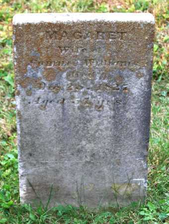 WILLIAMS, MARGARET - Juniata County, Pennsylvania | MARGARET WILLIAMS - Pennsylvania Gravestone Photos