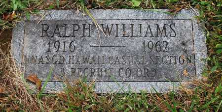WILLIAMS, RALPH - Juniata County, Pennsylvania | RALPH WILLIAMS - Pennsylvania Gravestone Photos