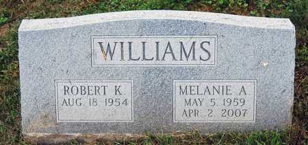 WILLIAMS, MELANIE A. - Juniata County, Pennsylvania | MELANIE A. WILLIAMS - Pennsylvania Gravestone Photos