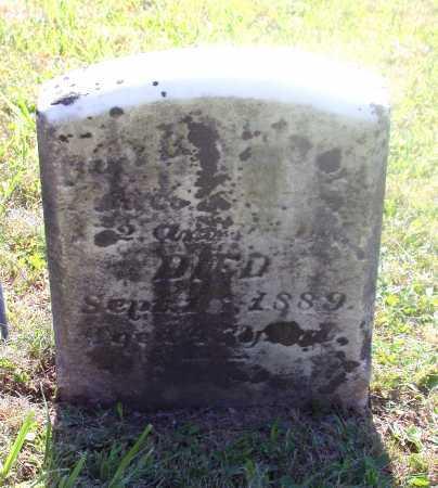 WILSON, BOYD - Juniata County, Pennsylvania | BOYD WILSON - Pennsylvania Gravestone Photos