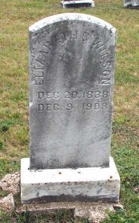 WILSON, ELIZABETH G. - Juniata County, Pennsylvania | ELIZABETH G. WILSON - Pennsylvania Gravestone Photos