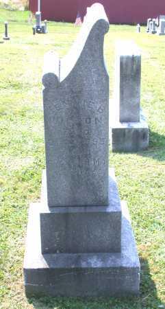"BRANT WILSON, JANE ""JENNIE"" - Juniata County, Pennsylvania | JANE ""JENNIE"" BRANT WILSON - Pennsylvania Gravestone Photos"