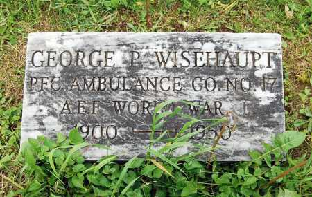 WISEHAUPT, GEORGE P. - Juniata County, Pennsylvania | GEORGE P. WISEHAUPT - Pennsylvania Gravestone Photos