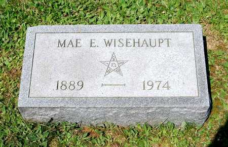 "BOYER WISEHAUPT, MARY ""MAE"" E. - Juniata County, Pennsylvania | MARY ""MAE"" E. BOYER WISEHAUPT - Pennsylvania Gravestone Photos"