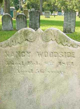 WOODSIDE, NANCY - Juniata County, Pennsylvania | NANCY WOODSIDE - Pennsylvania Gravestone Photos