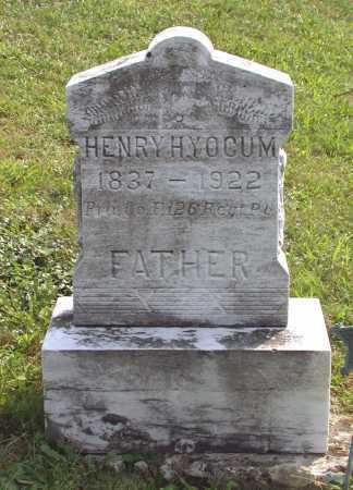 YOCUM, HENRY H. - Juniata County, Pennsylvania | HENRY H. YOCUM - Pennsylvania Gravestone Photos