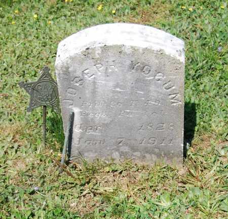 YOCUM, JOSEPH - Juniata County, Pennsylvania | JOSEPH YOCUM - Pennsylvania Gravestone Photos
