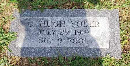 "YODER, CHARLES HUGH ""JIM"" - Juniata County, Pennsylvania | CHARLES HUGH ""JIM"" YODER - Pennsylvania Gravestone Photos"