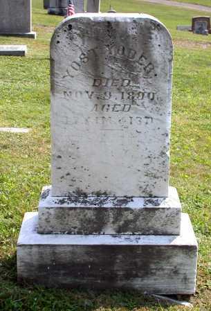 YODER, YOST - Juniata County, Pennsylvania | YOST YODER - Pennsylvania Gravestone Photos