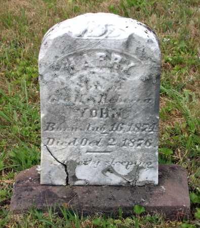 YOHN, HARRY - Juniata County, Pennsylvania | HARRY YOHN - Pennsylvania Gravestone Photos