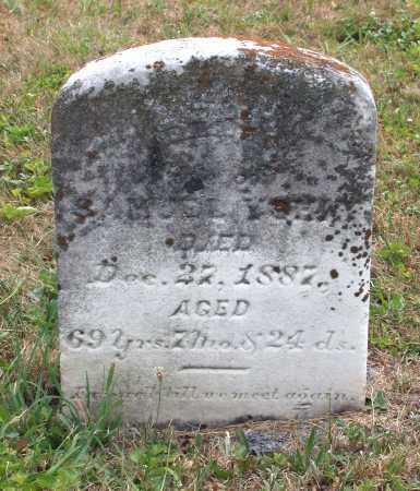 YOHN, LEAH - Juniata County, Pennsylvania | LEAH YOHN - Pennsylvania Gravestone Photos