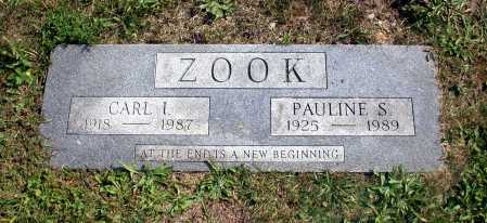"ZOOK, PAULINE ""PIDGE"" - Juniata County, Pennsylvania   PAULINE ""PIDGE"" ZOOK - Pennsylvania Gravestone Photos"
