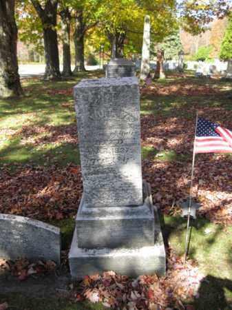DAVIS (CW), WILLIAM - Lackawanna County, Pennsylvania | WILLIAM DAVIS (CW) - Pennsylvania Gravestone Photos