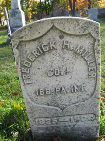 MILLER (CW), FREDERICK - Lackawanna County, Pennsylvania | FREDERICK MILLER (CW) - Pennsylvania Gravestone Photos