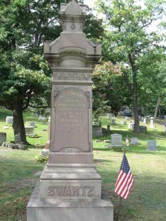 SWARTZ, DANIEL - Lackawanna County, Pennsylvania | DANIEL SWARTZ - Pennsylvania Gravestone Photos