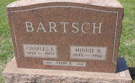 WENGER BARTSCH, MINNIE NOLL - Lancaster County, Pennsylvania | MINNIE NOLL WENGER BARTSCH - Pennsylvania Gravestone Photos