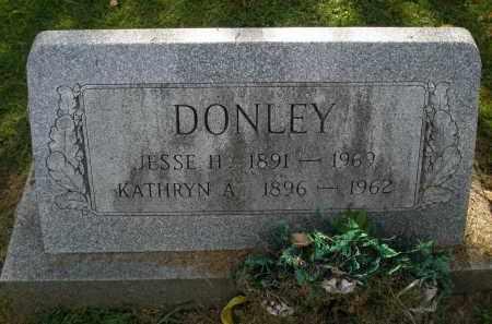 DONLEY, KATHRYN A. - Lancaster County, Pennsylvania | KATHRYN A. DONLEY - Pennsylvania Gravestone Photos